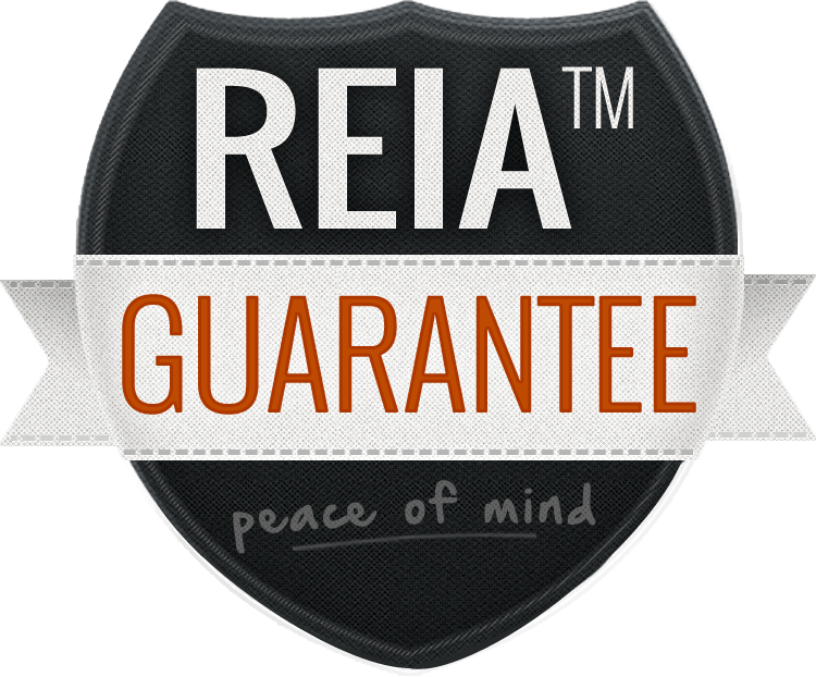 Your membership purchase is backed by our REIA VALUE GUARANTEE: if you find a better REIA we'll refund your money